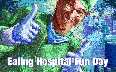 Ealing Hospital Fun Day