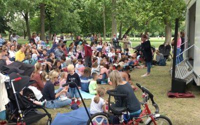Queens Park – Open Air Show