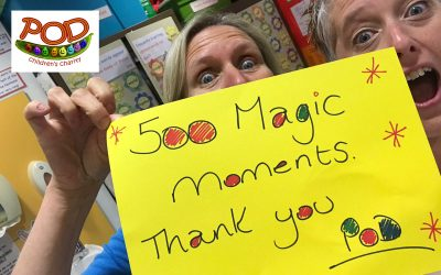 500 Magical Pod Hospital Moments (Video)