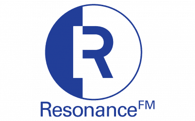 A face for radio – Gordon on Radio Resonance 104.4 FM (Audio)